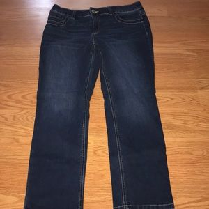 Chico's Cropped Jeans